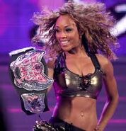 Divas champion fox