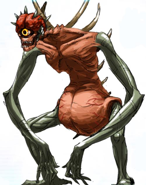 Mother Brain (Saga Metroid) 9plzky