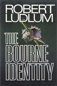 Ludlum - The Bourne Identity Coverart