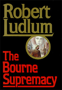 Ludlum - The Bourne Supremacy Coverart