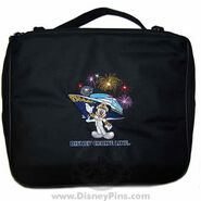 Cruise line Pin Trading Bag