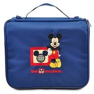 Disneyworld Pin Trading Bag