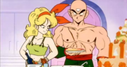 Launch&amp;Tien(SaiyanSaga)