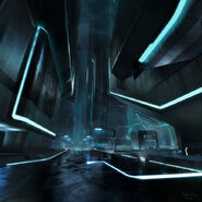 Dylan Cole Tron Concept Art 12a