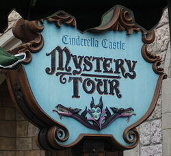 Cinderella Castle Mystery Tour