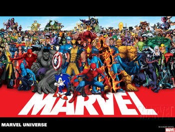 Marvel-Universe-Team w Sonic copy