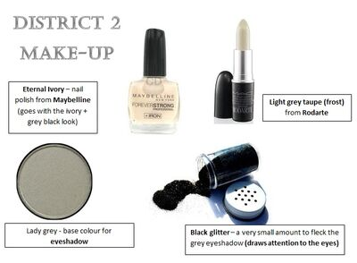 District 2 Make-Up
