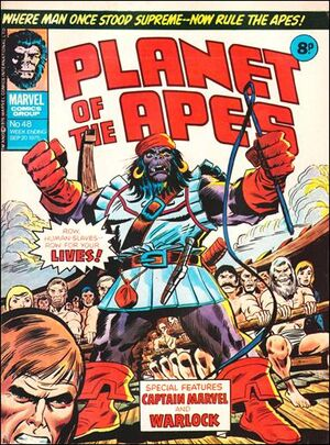 Planet of the Apes (UK) Vol 1 48