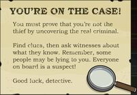 You're on the Case