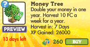 Money Tree Market Info