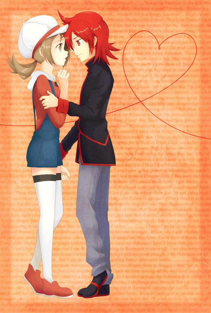 Ash And Anabel Pokemon