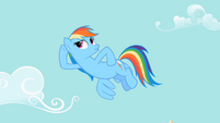 Rainbow Dash can&#39;t hear S2E8