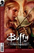 Buffy the Vampire Slayer Season Eight Vol 1 23