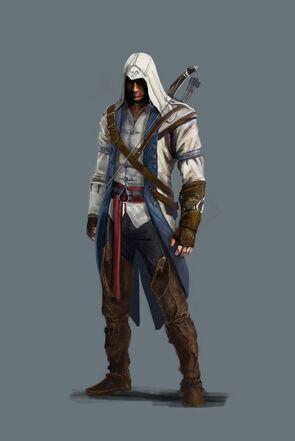 [تصویر: 295px-Assassin%27s_Creed_3_-_Connor_conc...y_Lewa.jpg]