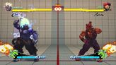 SF4 Oni vs Shin Akuma