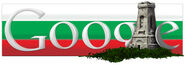 Google Bulgarian Liberation Day