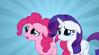 Rarity &amp; Pinkie Pie in tears S2E19