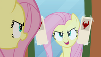 Fluttershy &quot;This is the new me&quot; S2E19