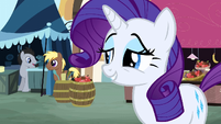 Rarity &quot;Well of course you can.&quot; S2E19