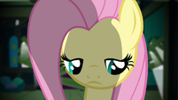 Sad Fluttershy S2E19