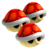TripleRedShells