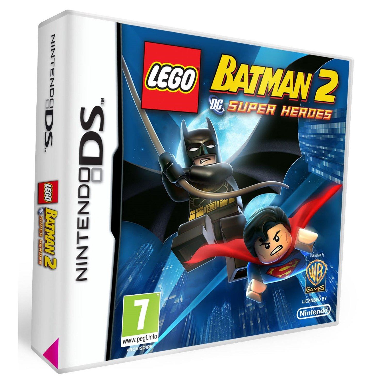 Descargar Lego Batman 2 DC Super Heroes NDS - Taringa!