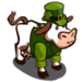 Leprechaun Cow-icon