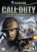 CallofDutyFinest Hour Cover