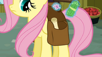 Fluttershy asparagas S02E19