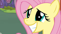 Fluttershy smile2 S02E19