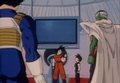 Gohan the ohters on ship