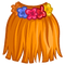 Orange Grass Skirt Costume-icon