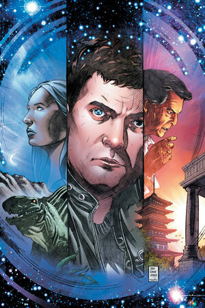 Cover for Beyond the Fringe #1