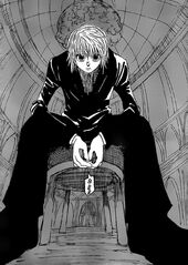 Kurapika Returns