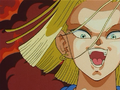 Android 18 they're much more human in this episode than in Hot