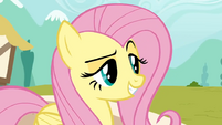 Fluttershy snicker S02E19