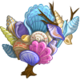 Sea Shell Tree-icon