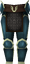 Armadyl platelegs detail
