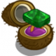 Hawaiian Paradise Emerald Unwither Ring-icon