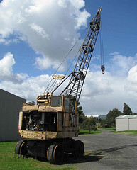JONES KL66 Yardcrane