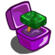 Lighthouse Cove Gold Emerald Unwither Ring-icon