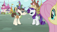 Rarity using charm S2E19