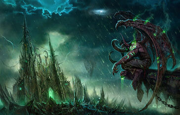 Fan art Illidan2