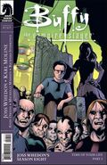 Buffy the Vampire Slayer Season Eight Vol 1 17-B