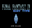 FFIV - Easy Type - Title Screen