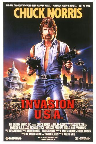 Invasión USA (Estatu Batuak Inbadituak) (1985) InvasionU.S.A.