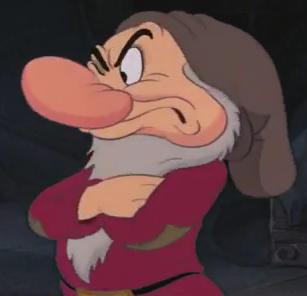 Grincheux - Wiki Walt Disney - Le monde magique de Disney Jacksparrow