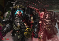 Dark Angels Stubborn Devotion
