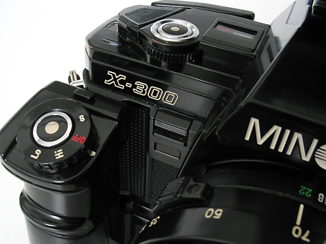 Minolta X300 8979262 4
