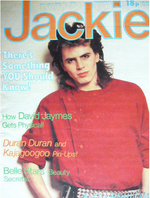 Jackie magazine wikipedia duran duran 21ST MAY 1983